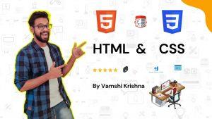 HTML & CSS Mastery