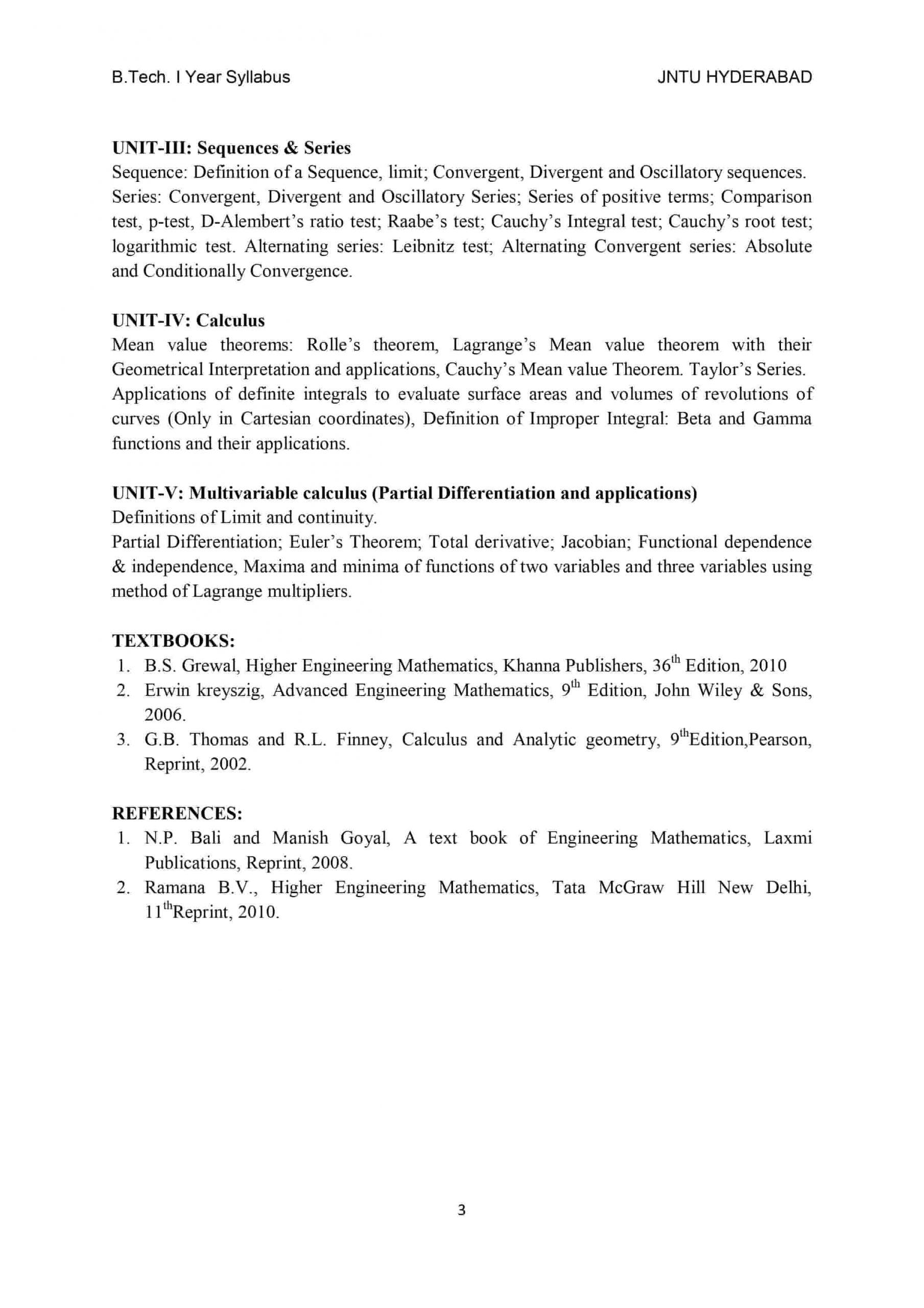 engineering mathematics m1 r18 syllabus