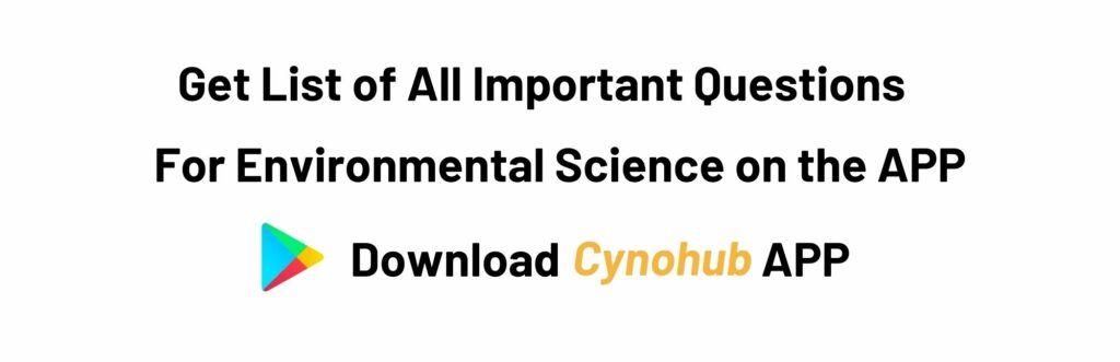 JNTUK R20 B.tech Environmental Science Syllabus